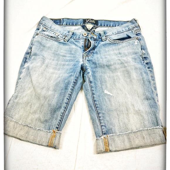 Lucky Brand Pants - 🌵Lucky Brand 6/28 Women's Jean Shorts
